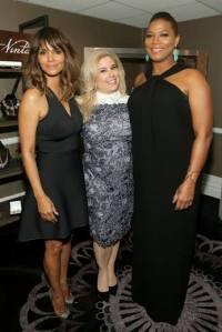 paige & halle & queen latifah