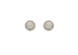 couture sunburst earrings