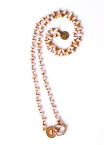 caren crown & token necklace1