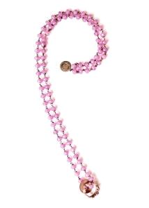 molly crown & token necklace1