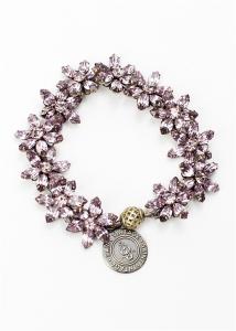 pink petite fleur bracelet