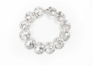 sv couture antique oval bracelet