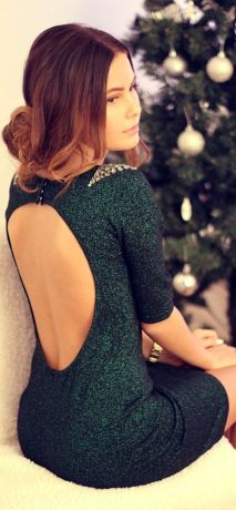 green-glitter-christmas-dress